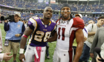 Adrian Peterson-Larry Fitzgerald (Bleacher Report Twitter) Embedded 2015-02-02 at 6.39.14 PM