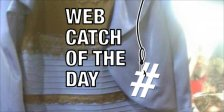 Dress on Tumblr Web Catch overlay