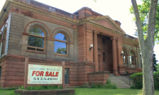former library in Superior