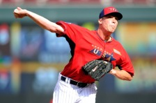 Twins prospect Alex Meyer hopes to make the big league roster.