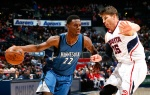 Wolves rookie Andrew Wiggins is a heavy favorite to win the NBA's rookie of the year award