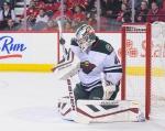 Wild goaltender Devan Dubnyk is named the NHL's third star of the week.