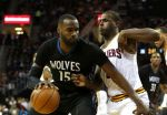 Wolves forward Shabazz Muhammad hopes for a weekend return.