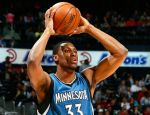 Thaddeus Young puts up 15 points and grabs 9 rebounds in Wolves loss to Mavericks