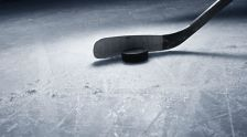 iStock - OK to reuse. Generic hockey photo
