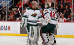 Kuemper-Dubnyk (Pioneer Press Twitter) Embedded 2015-02-05 at 3.37.59 PM