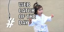 little karate toddler creed screengrab