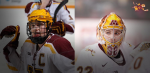 Rau, Wilcox (Gopher Hockey Twitter) 2015-02-17 at 4.01.26 PM