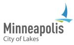 New Minneapolis logo