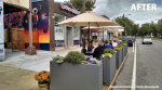 Parklet Minneapolis