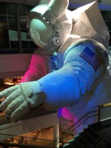 Space astronaut 4