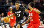 Andrew Wiggins, Wolves