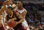 DeAndre Mathieu scores 16, but the Gophers fall short to Ohio State in Big Ten Tourney