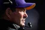 Vikings coach Mike Zimmer says there's 'no chance' the team will trade Cordarrelle Patterson.