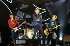 GETTY EDITORIAL DO NOT REUSE The Rolling Stones Perform Live In Auckland