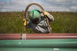 GETTY EDITORIAL DO NOT REUSE Oil Boom Shifts The Landscape Of Rural North Dakota