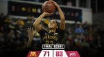 Gophers-Ohio State (Gopher Women's B-ball) 2015-03-06 at 10.46.27 PM
