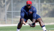 Miguel Sano (Twins Twitter) 2015-03-09 at 7.57.16 PM