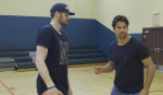 Kevin Love and Eric Decker