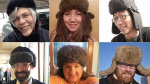 Warm welcome hat project