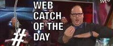 Sign language interpreter web catch overlay