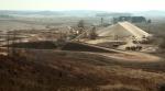 silica sand frac sand mine