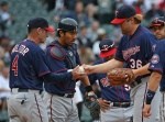 GETTY IMAGES - DO NOT REUSE Minnesota Twins v Chicago White Sox