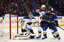 GETTY- do not reuse Minnesota Wild v St Louis Blues - Game Five