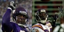Cris Carter, Randy Moss, Vikings