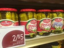 Gedney Pickles