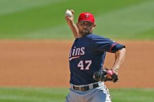Twins pitcher Ricky Nolasco will make a rehab start for Class A Cedar Rapids on Saturday.
