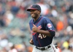 Twins outfield Torii Hunter could be fined by MLB following his dispute with umpire Joe West.
