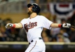 Trevor Plouffe blasts a walk off home run to lead the Twins to a 3-2 victory over Cleveland in 11.