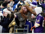 Getty Editorial DO NOT REUSE -- Vikings fans