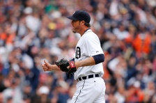 Joe Nathan, Tigers