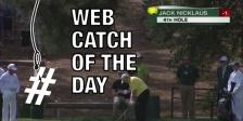 Jack Nicklaus Web Catch
