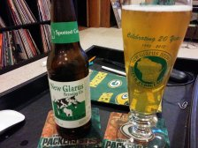 New Glarus Spotted cow flickr