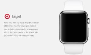 target apple watch app ad resize