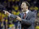 Richard Pitino, Gophers
