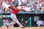 Twins prospect Eddie Rosario has been called up to the Twins for the first time. He was hitting .242 at Triple-A Rochester.