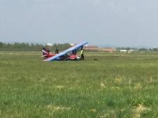 plane crash superior bong memorial airport