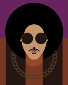 Prince Baltimore artwork