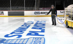 Xcel Energy Center Ice