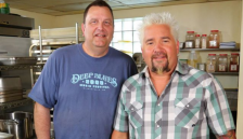 Chris Johnson, Guy Fieri Bayport BBQ