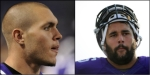 Harrison Smith, Matt Kalil, Vikings