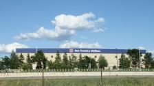 Sun Country hangar at MSP