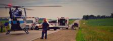 Andrea Boeve crash scene