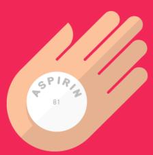 Ask About Aspirin logo