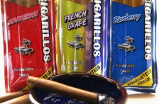 Flavored cigarillos