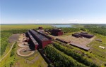 Former LTV mining plant now owned by PolyMet